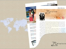 Design magazines or brochures