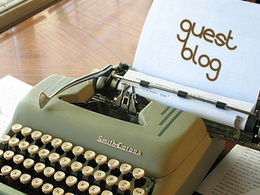 Write an article with your link and publish it on a PR2+ Business niche blog