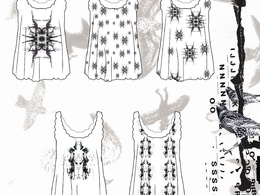 Design your Fashion Technical Drawings of Garments