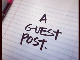 Write a 500 word guest post