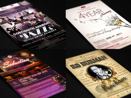 Design your flyer/brochure