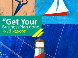 Prepare a financial business plan