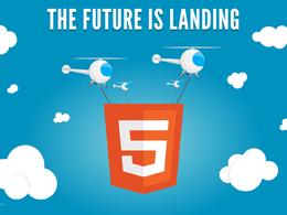 Turn a psd into a html5 website