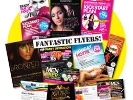 Design you a fantastic flyer