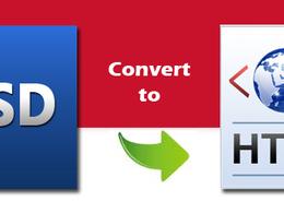 Convert PSD to HTML & CSS ( HTML5 / CSS3 )