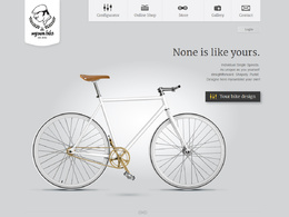 Develop a modern website using Wordpress, Squarespace or Shopify