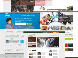 Design and build your 5 page responsive website