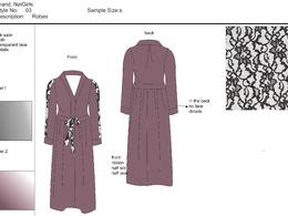 Make any design /woman/man/kids/lingerie/ bag / shoes