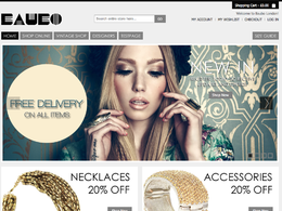 Make a fully functional ecommerce website