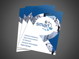 Design a professional 4 page brochure/tri fold brochure for your business