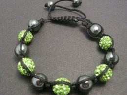 Make you a bespoke shamballa bracelet