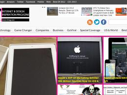 Publish about your business on mine PR3 tech blog