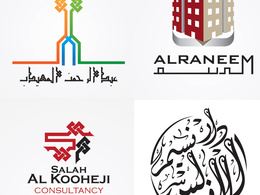 Design your logo with Arabic Calligraphy
