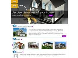 Build you 3 page wordpress website