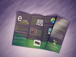 Design your brochure bi-fold, tri-fold