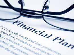 Create a 3 year month-by-month financial plan for your business