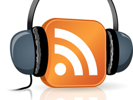 Create your rss/xml podcast feed for iTunes and submit for you or train you