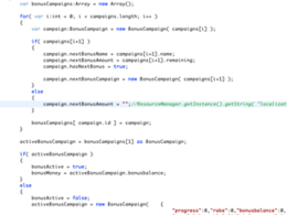 Fix Actionscript problems