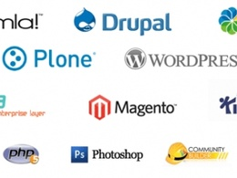 Install your php site CMS, eCommerce, Forum (Joomla, Wordpress, Zencart, Magento etc)