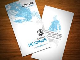 Provide high quality business card design