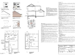 Create a building regulations drawing
