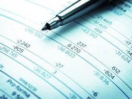Build your financial statements including a dashboard with financial analyses