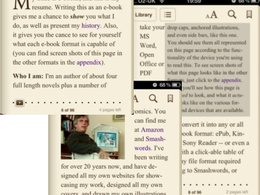 Turn your doc file into an ebook