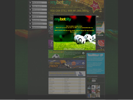 Create a great web site holding page