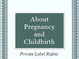 Send you 50 PLR articles on pregnacy