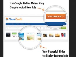 Create a classifeds Ads platform