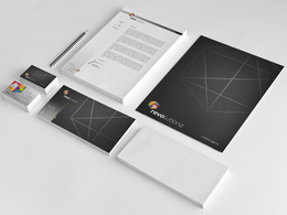 Design stationery pack for your company