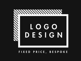 Design a simple logo for you