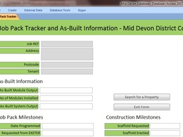 Design , define test and build an Access database to your specification