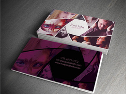 Design an eye-catching business card