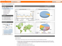 Install Google Analytics tool to your website
