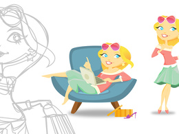 Create illustration with stock photo Quality