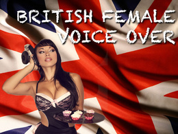 Do a British voice over