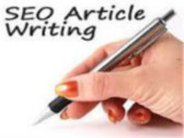 Write 4  articles (600 word each) for SEO purposes