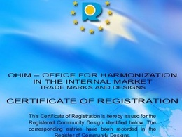 Register and protect your design in Europe