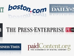 Create a press release and distribute it to Google news and other major channels