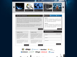 Design and develop a professional wordpress template