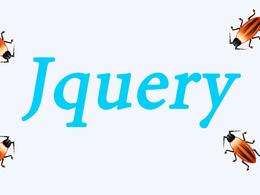 Fix a small Jquery bug