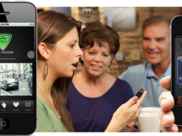 Create a custom mobile app with mobile marketing & customer loyalty features