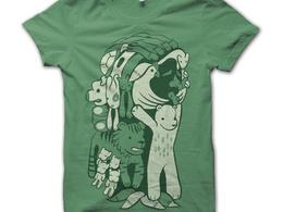 Design a t-shirt for your brand/company/team