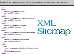 Create XML sitemap for your website