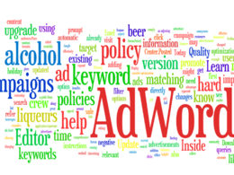 Create and optimize your adwords campaign