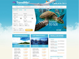 Design web site with high UX standard