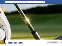 Design your bespoke customised Facebook cover and profile image