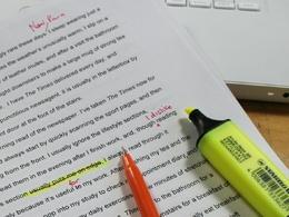 Proof-read 2000 words