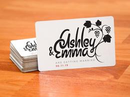 Design wedding invites